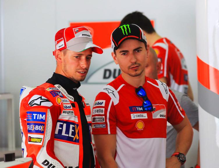 Lorenzo and Stoner
