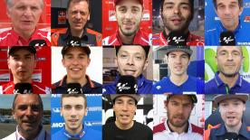 The 2017 MotoGP™ season is about to get underway... What do YOU expect from it?