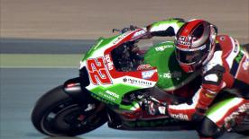 The British rider makes his debut for Aprilia Racing Team Gresini in MotoGP™ this year, and is aiming for regular points finishes