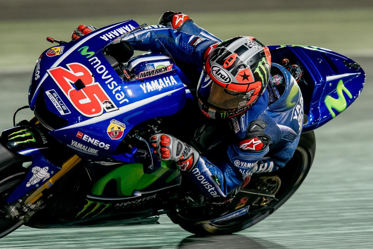 "Viñales ""motivated to start this new era"" 