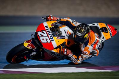 "Pedrosa: ""It's difficult to make any predictions!"""