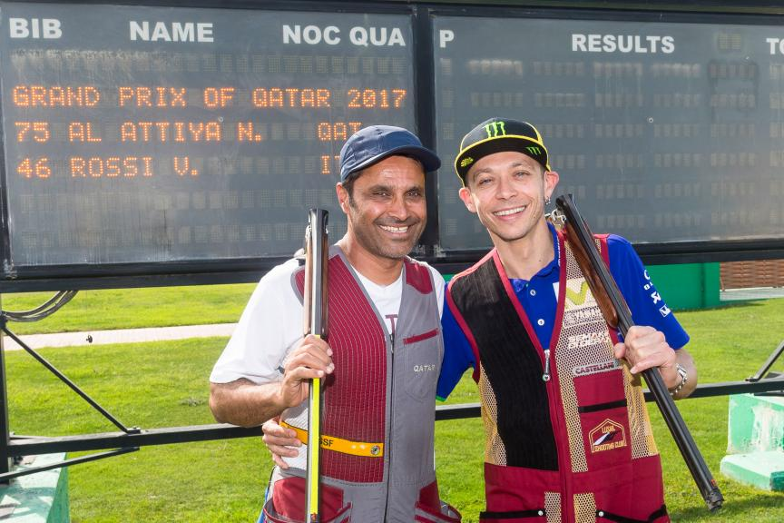 Off-Track Grand Prix of Qatar