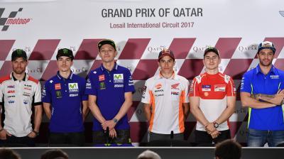 #QatarGP : La conférence de presse