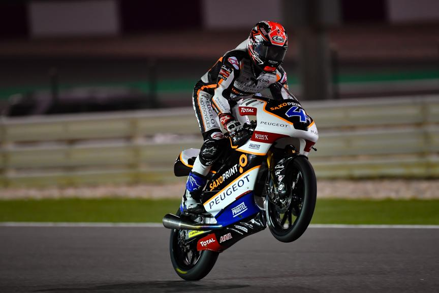 Patrik Pulkkinen, Peugeot Mc Saxoprint, Grand Prix of Qatar