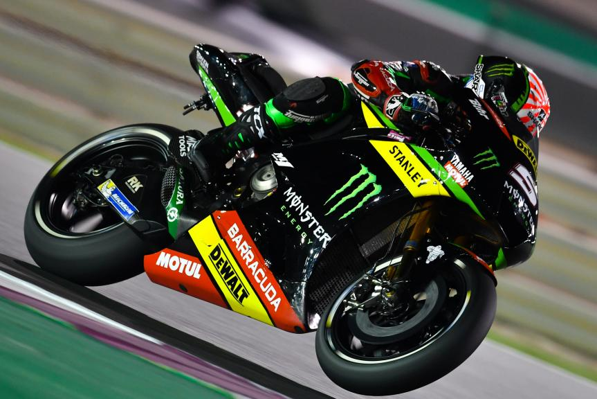 Johann Zarco, Monster Yamaha Tech 3, Grand Prix of Qatar