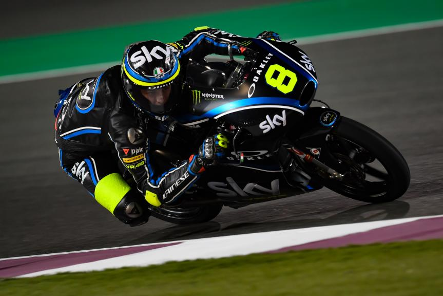 Nicolo Bulega, Sky Racing Team Vr46, Grand Prix of Qatar