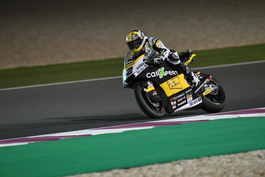 Thomas Luthi, Carxpert Interwetten, Grand Prix of Qatar