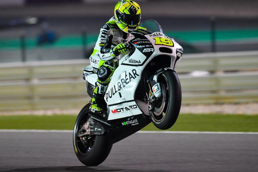 Alvaro Bautista, Pull&Bear Aspar Team, Grand Prix of Qatar