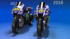 We look at the technical developments that are set to be in place on the factory machines for the 2017 MotoGP™ season
