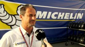 Michelin MotoGP™ Manager, Piero Taramasso, talks us through the tyre allocation for the Losail International Circuit.
