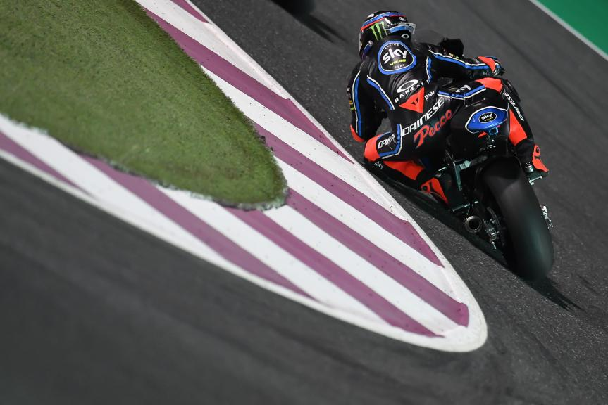 Francesco Bagnaia, Sky Racing Team Vr46, Grand Prix of Qatar