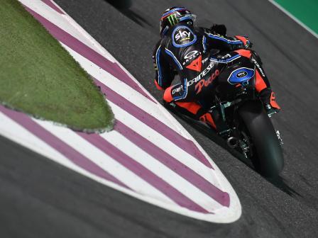 Moto2, Free Practice, Grand Prix of Qatar