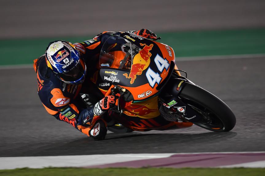 Miguel Oliveira, Red Bull Ktm Ajo, Grand Prix of Qatar