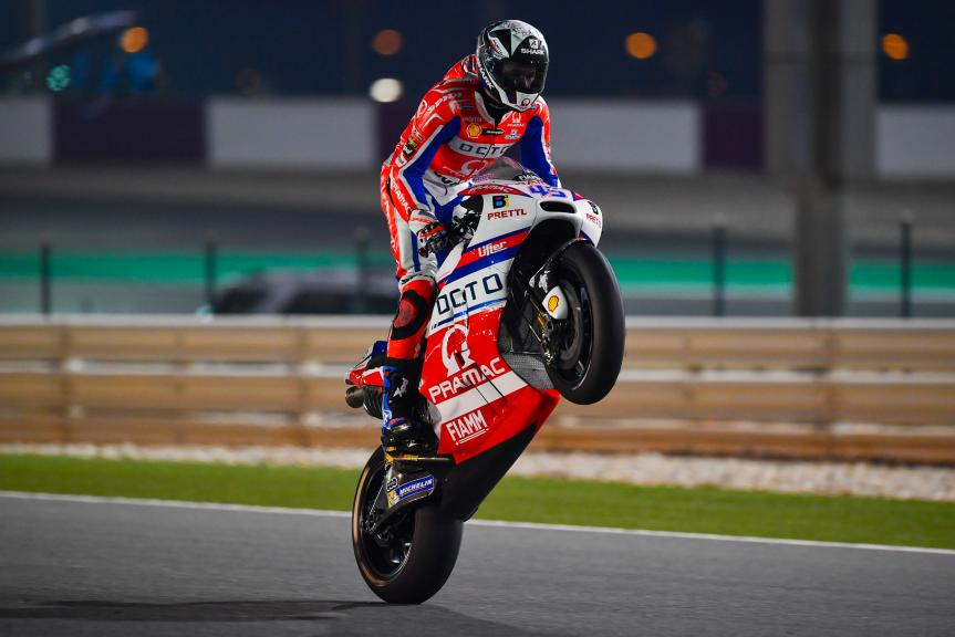 Scott Redding, Octo Pramac Racing, Grand Prix of Qatar