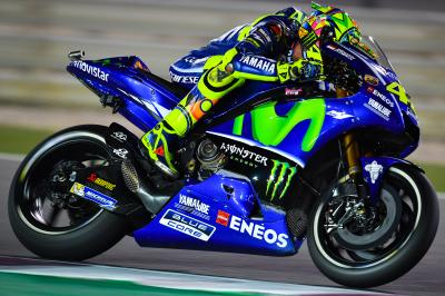 "VR46: ""Not fantastic, but I'm in the top ten"""