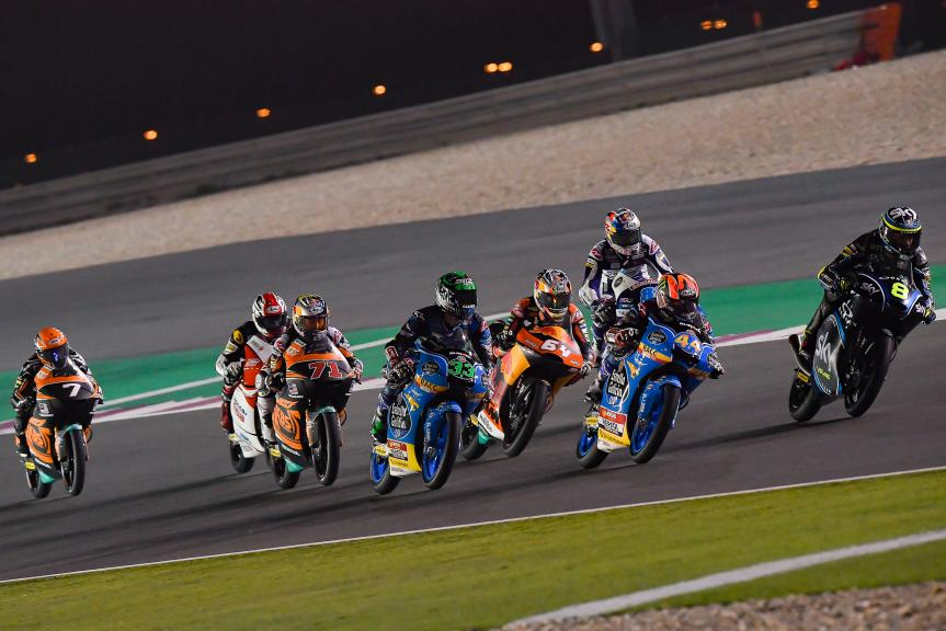 Moto3, Grand Prix of Qatar