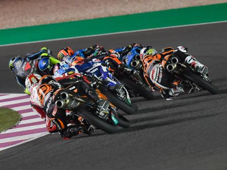 Moto3, Free Practice, Grand Prix of Qatar