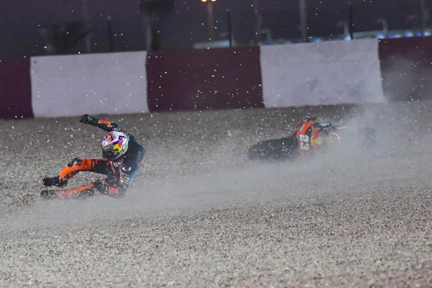 Niccolo Antonelli, Red Bull Ktm Ajo, Grand Prix of Qatar