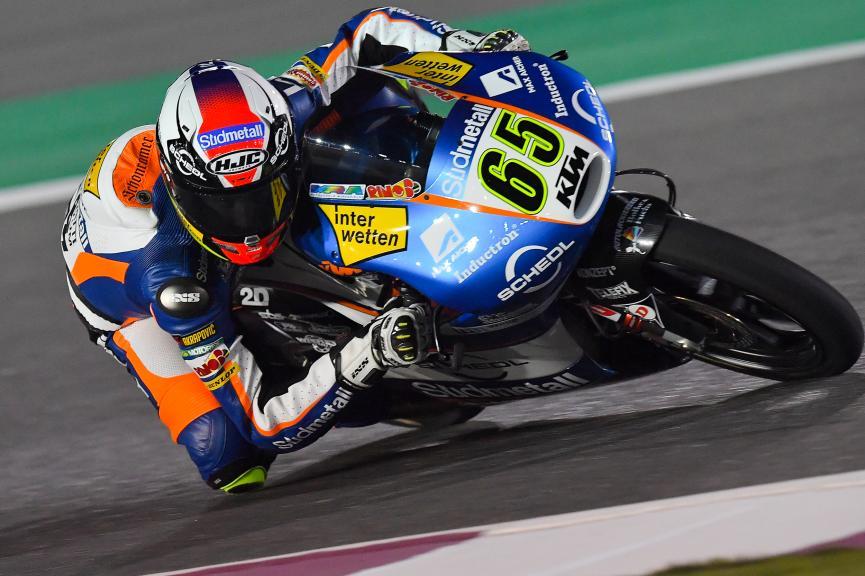 Philipp Oettl, Sudmetal Schedl Gp Racing, Grand Prix of Qatar