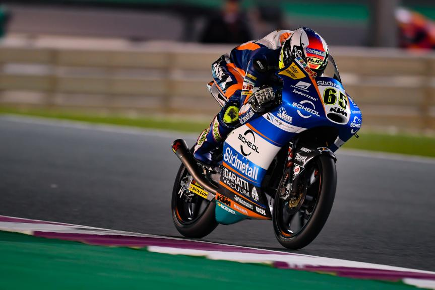 Philipp Oettl, Sudmetal Schedl Gp Racing, Grand Prix of Qatar