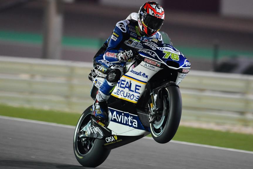 Loris Baz, Reale Avintia Racing, Grand Prix of Qatar