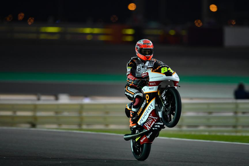Jakub Kornfeil, Peugeot Mc Saxoprint, Grand Prix of Qatar