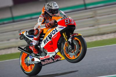 "Marquez: ""Maverick is really fast"""