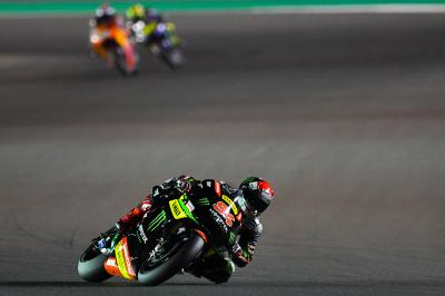 Folger fastest rookie in fourth