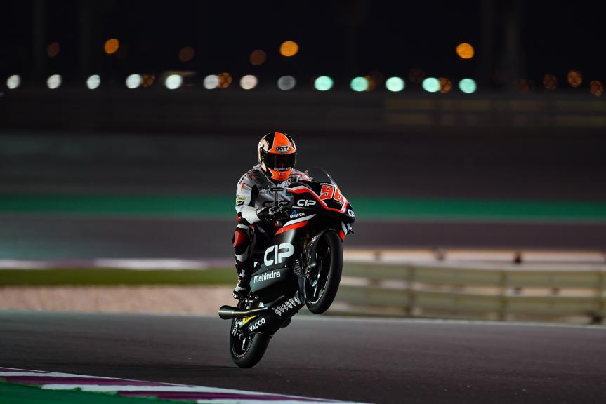 Manuel Pagliani, Cip, Grand Prix of Qatar