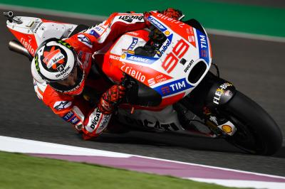 "Lorenzo: ""Today's result is quite good…"""