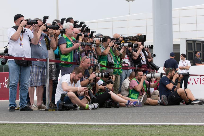 Photopportunity, Grand Prix of Qatar