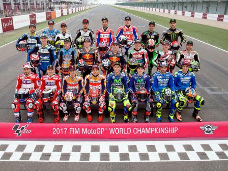 Off-Track Grand Prix of Qatar