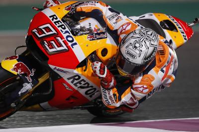 Marquez: 'We still have work to do'