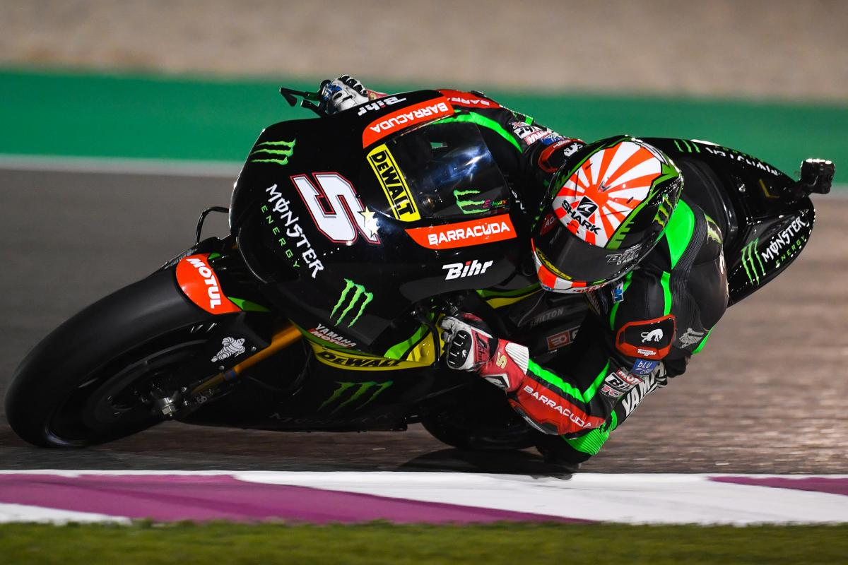 fast five zarco fourth after fp3 motogp. Black Bedroom Furniture Sets. Home Design Ideas