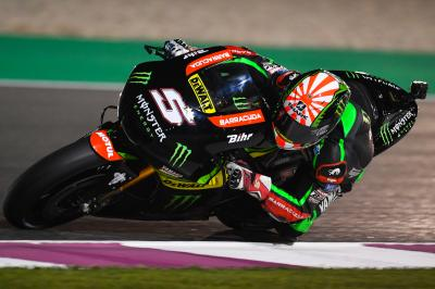 Fast five: Zarco fourth after FP3