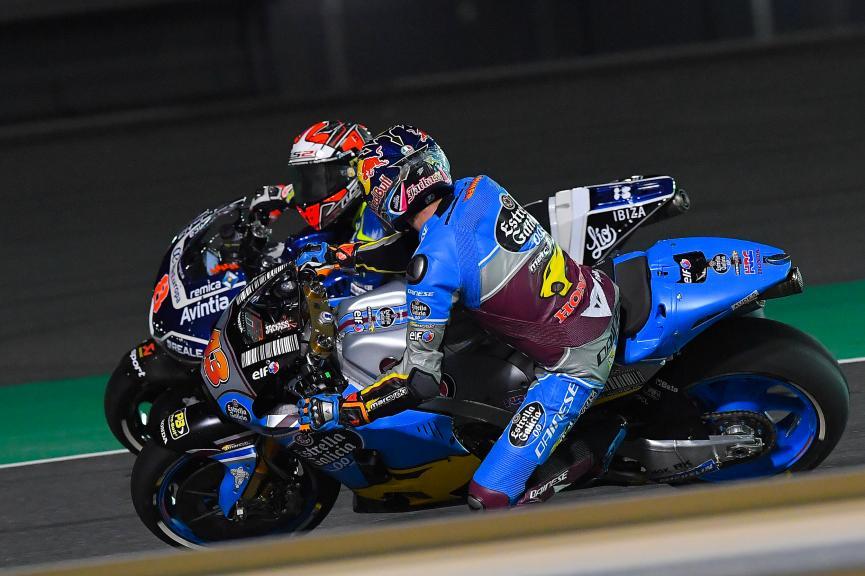 Jack Miller, Eg 0,0 Marc Vds, Hector Barbera, Reale Avintia Racing, Grand Prix of Qatar