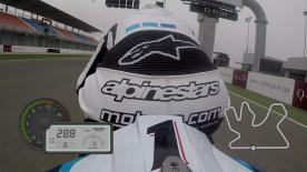 Just on-board for a lap of the Losail International Circuit, filmed exclusively using GoPro cameras.