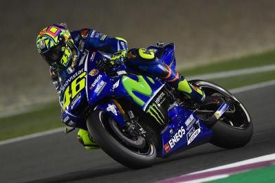 Rossi: 'We have to work'
