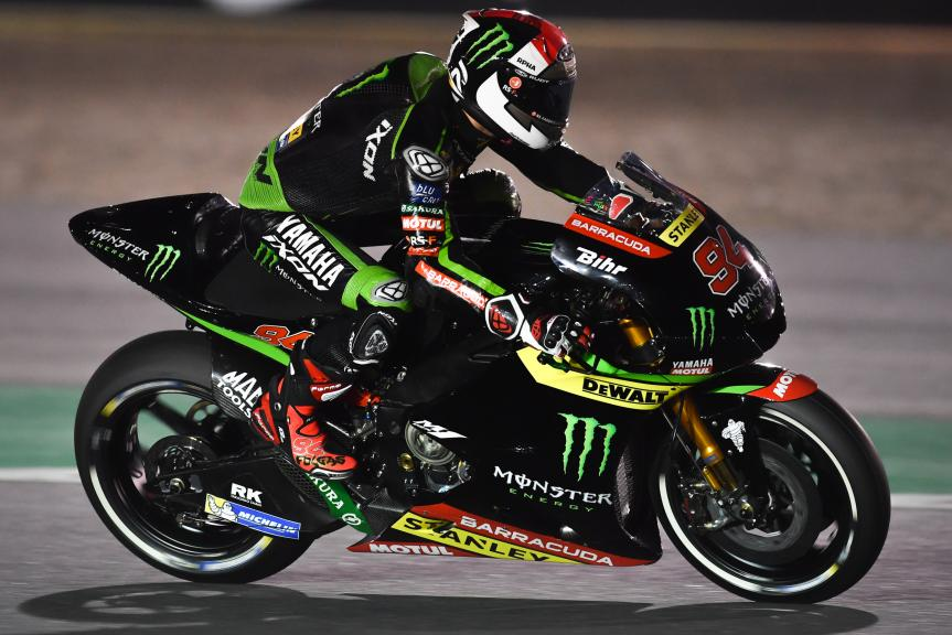Jonas Folger, Monster Yamaha Tech 3, Grand Prix of Qatar
