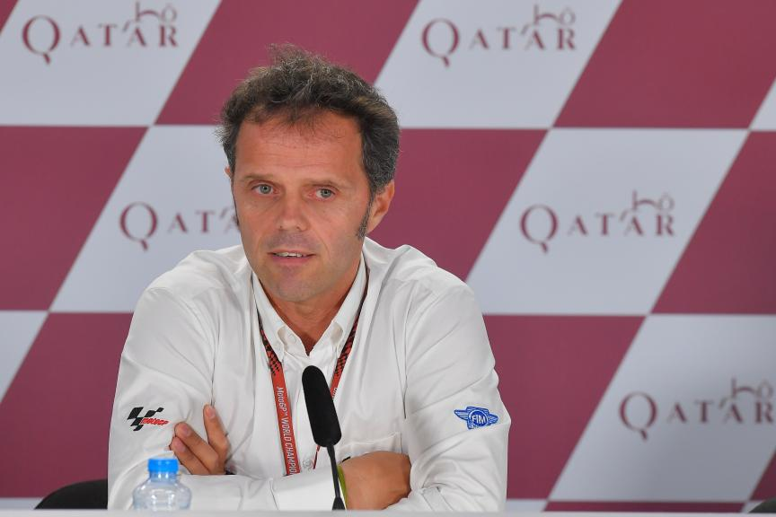 Loris Capirosi, Grand Prix of Qatar