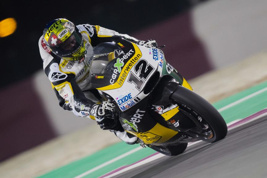 Thomas Luthi, Carxpert Interwetten, Grand Prix of Qatar