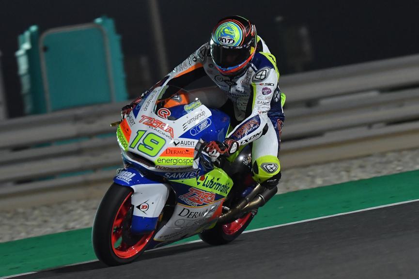 Xavier Simeon, Tasca Racing Scuderia Moto2, Grand Prix of Qatar