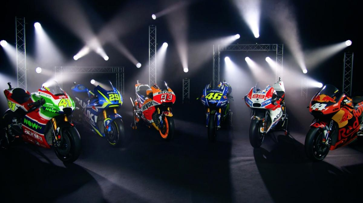 #ItsShowtime: Introducing the 2017 Riders