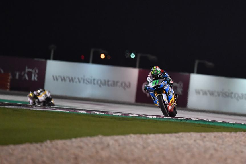 Franco Morbidelli, Eg 0,0 Marc Vds, Grand Prix of Qatar