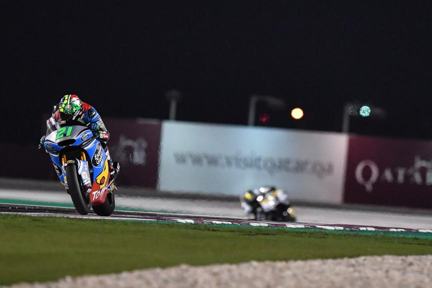 Franco Morbidelli, Eg 0,0 Marc Vds, Grand Prix of Qatar