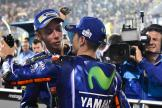Valentino Rossi, Maverick Vinales, Movistar Yamaha Motogp, Grand Prix of Qatar
