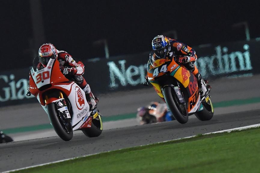 Takaaki Nakagami, Idemitsu Honda Team Asia, Grand Prix of Qatar