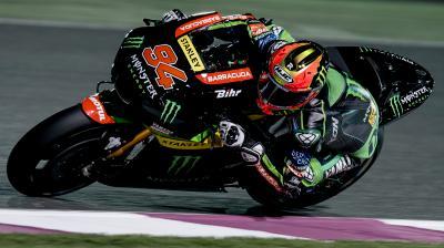 Platz 10 für Jonas Folger in seinem ersten MotoGP Rennen