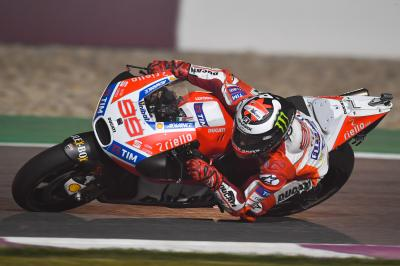 "Lorenzo: ""Very complicated race"""