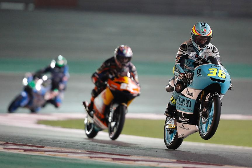 Joan Mir, Leopard Racing, Grand Prix of Qatar